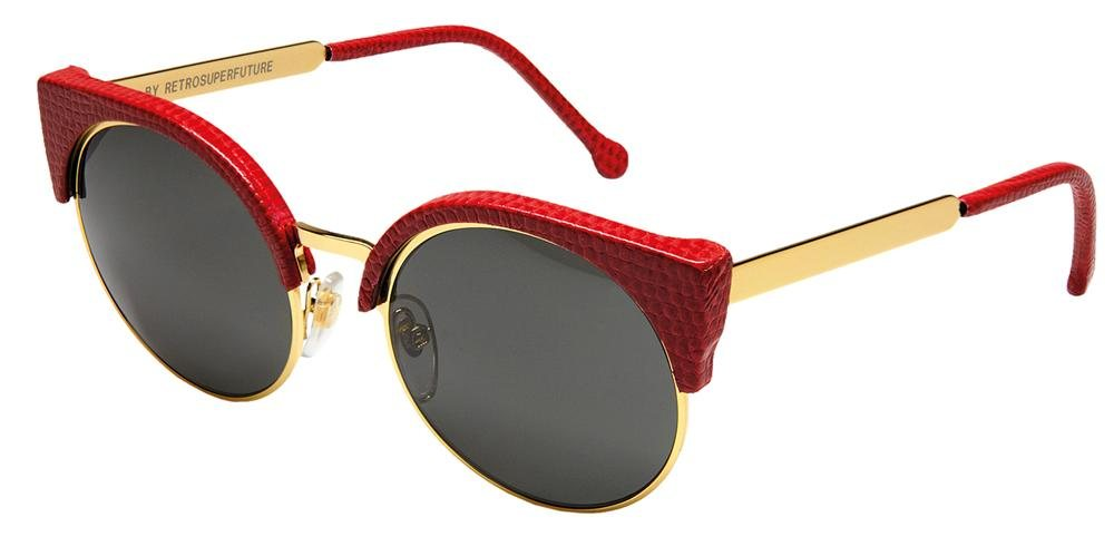 80.QUILCY BAG RED. Gafas de sol