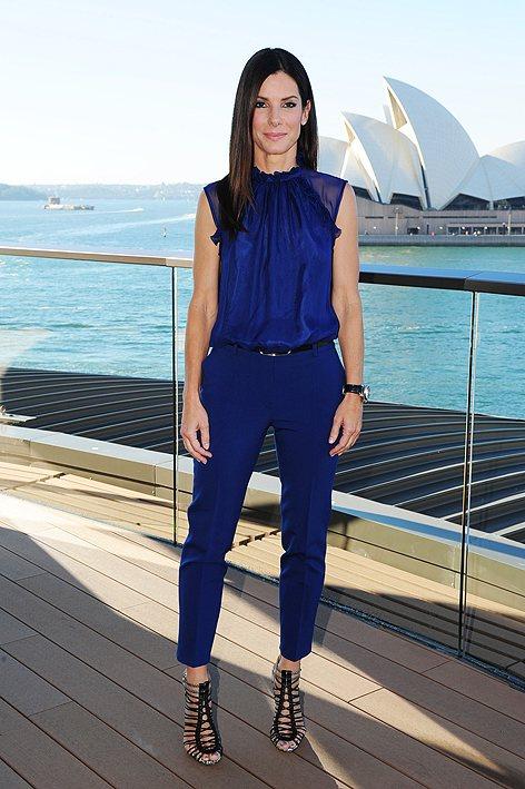 El estilo de Sandra Bullock - InStyle a2c5c1c54966
