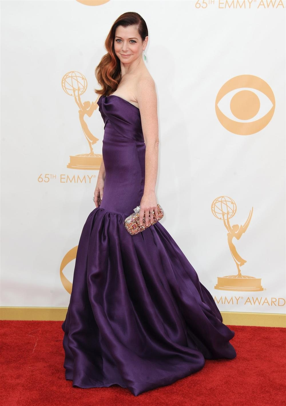 Apologise, Alyson hannigan topless red carpet