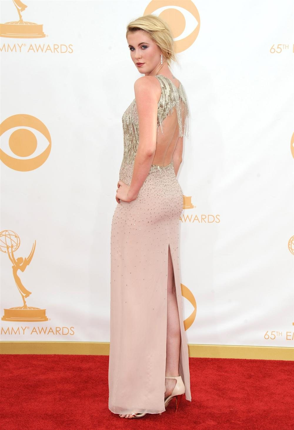 Pasarela de los premios Emmy - InStyle