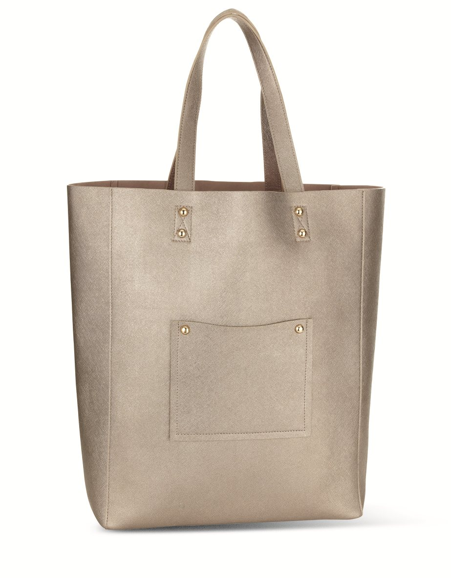 Accessorize Gem Etched Shopper 489100. Accessorize