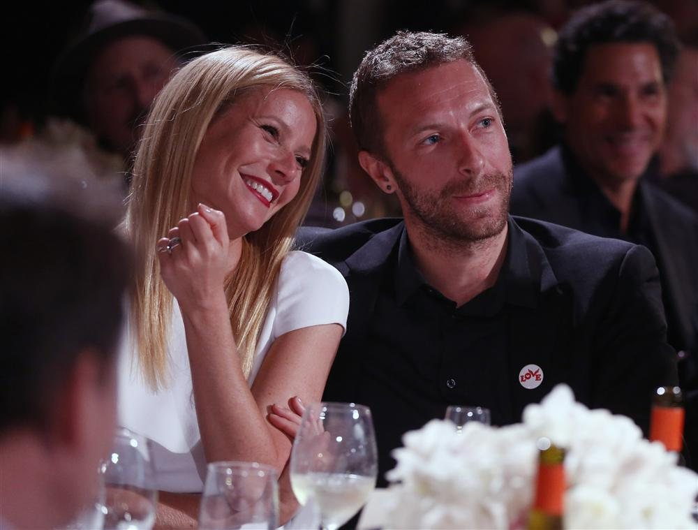gwyneth paltrow & Chris Martin. Gwyneth Paltrow y Chris Martin