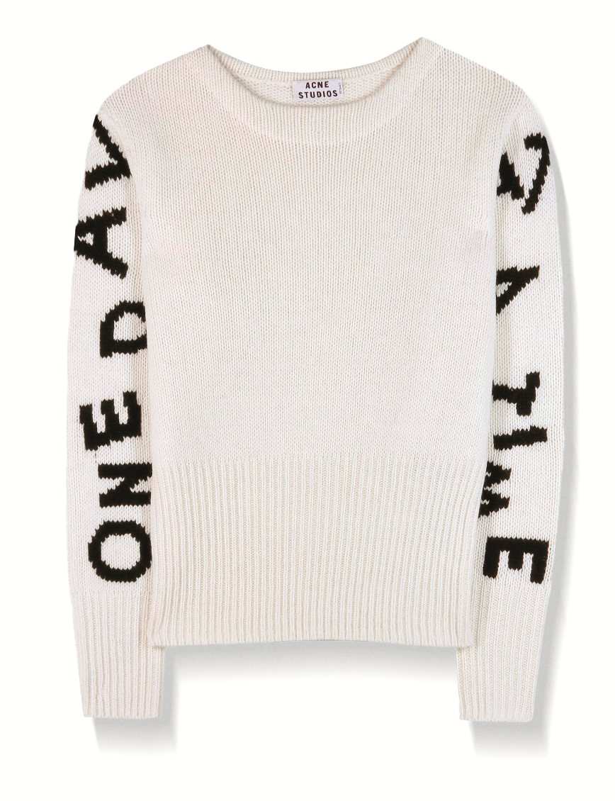 P00074569-Lupine-Sleeves-intarsia-wool-sweater--STANDARD. Acne Studios