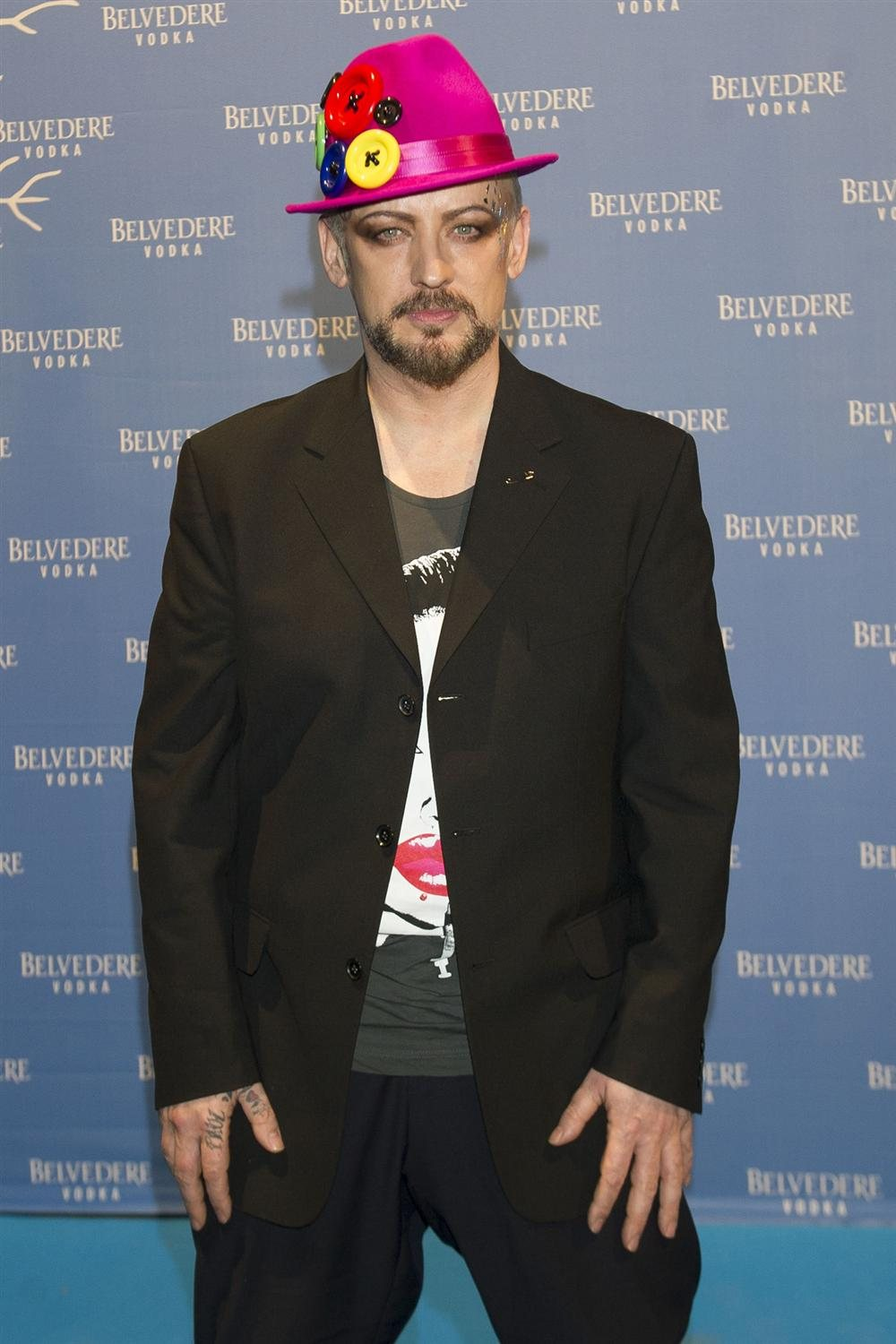 BOY GEORGE BELVEDERE I. BOY GEORGE