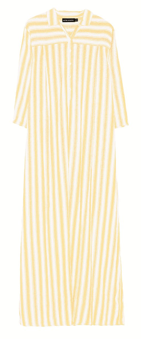 51.eddy gown yellow. Look Marinero