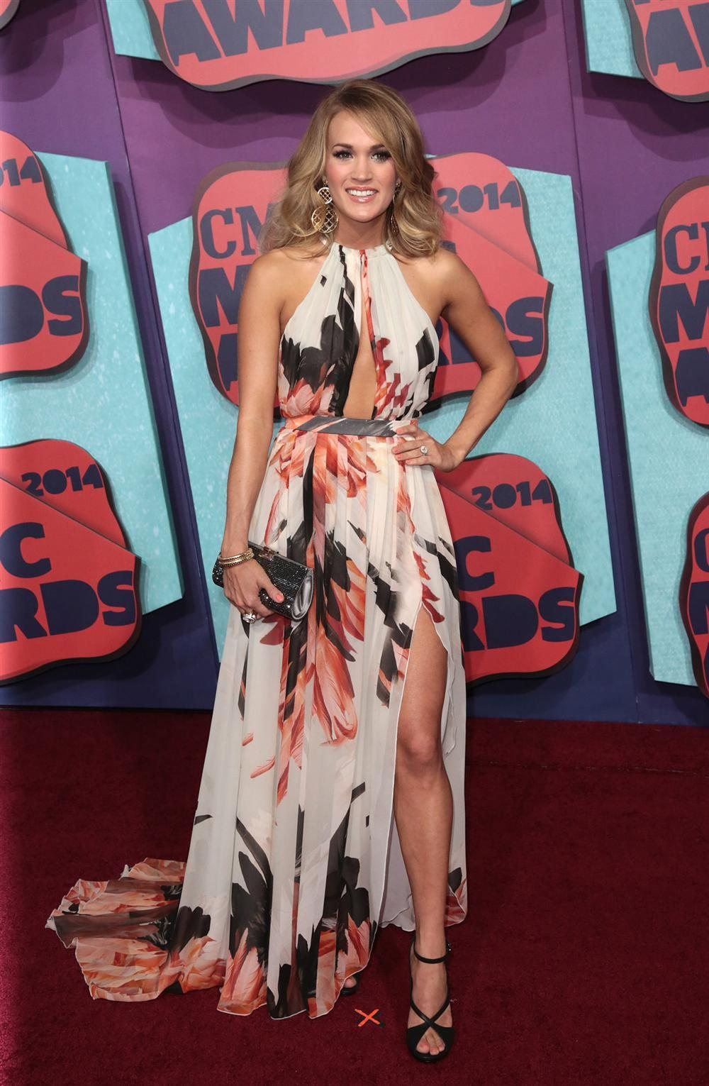 Carrie Underwood. CMT Music Awards