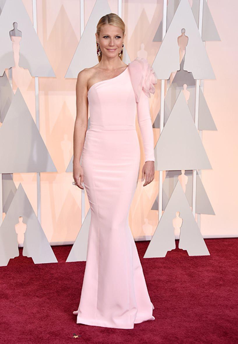 Pasarela de los Oscar 2015 - InStyle
