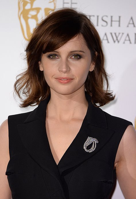 gtres u273503 031 copia. Felicity Jones