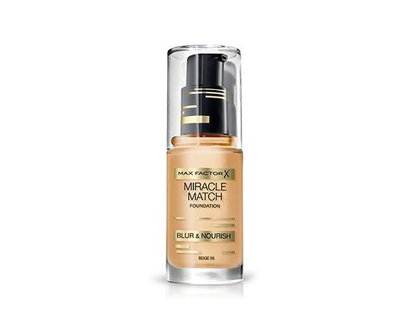 Miracle Match Foundation. El secreto está en la base