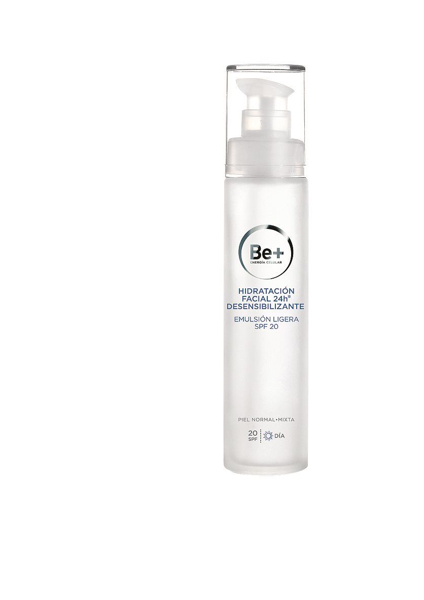 Emulsión 24h Facialspf20. Be+
