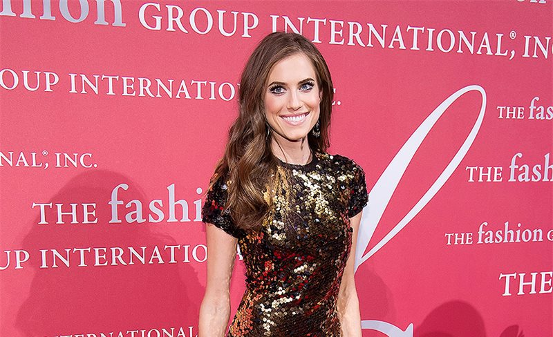 Allison Williams, de Lanvin