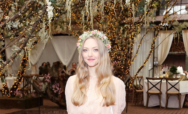 Amanda Seyfried, de Givenchy