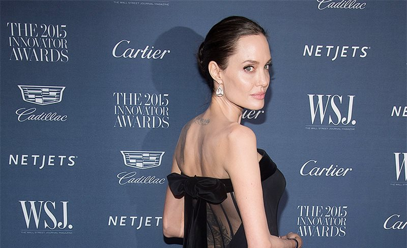 Angelina Jolie, de Tom Ford