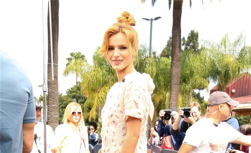 Bella Thorne, de The 2nd Skin Co.