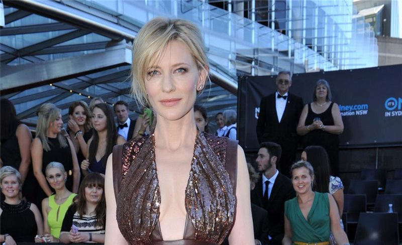 Cate Blanchett, de Givenchy