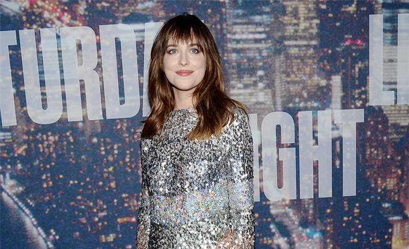 Dakota Johnson, de Sonia Rykiel