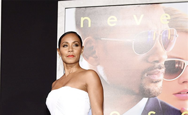 Jada Pinkett Smith, de Azzaro Couture