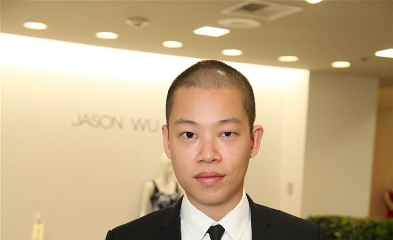 Jason Wu, director artístico de Boss