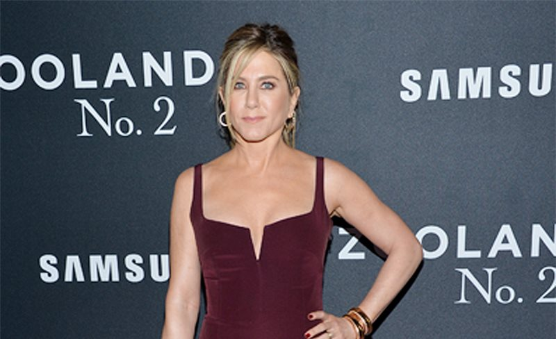 Jennifer Aniston, de Galvan