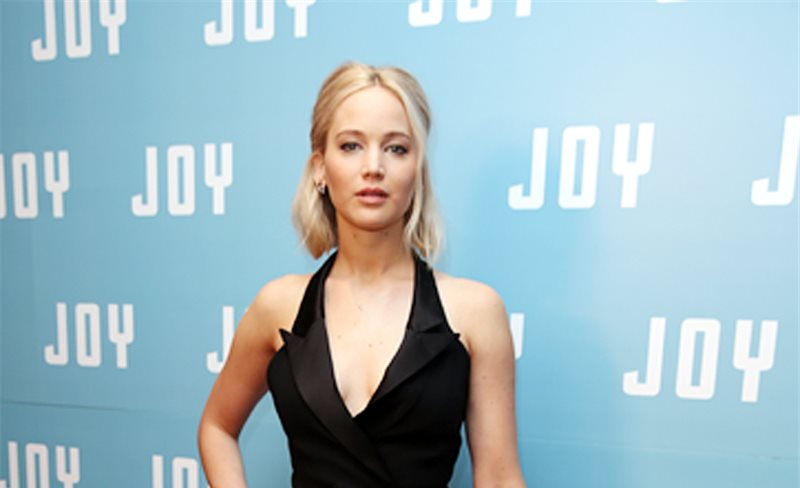 Jennifer Lawrence, de Dior