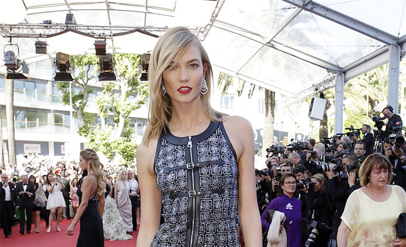 Karlie Kloss, de Louis Vuitton