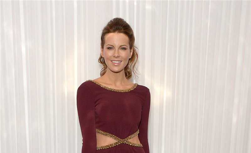Kate Beckinsale, de Jenny Packham