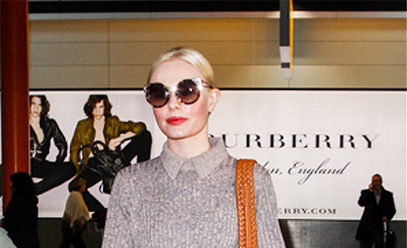 Kate Bosworth, de Carven