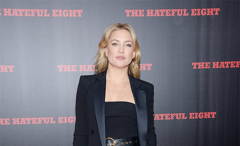 Kate Hudson, 'total look' de Elie Saab
