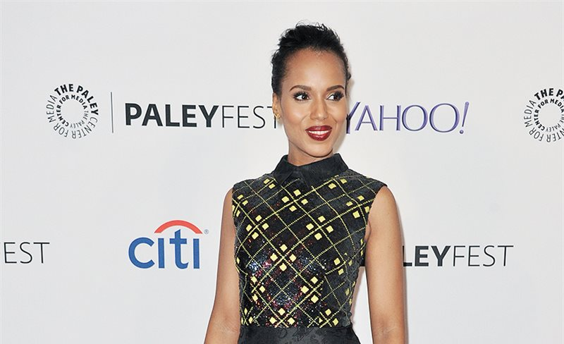 Kerry Washington, de Mary Katrantzou