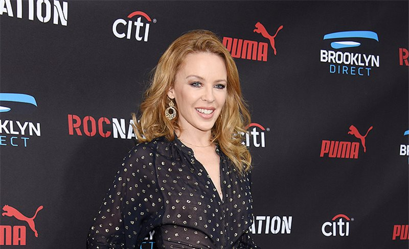 Kylie Minogue, de Stella McCartney