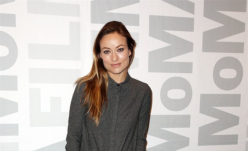 Olivia Wilde, de Equipment