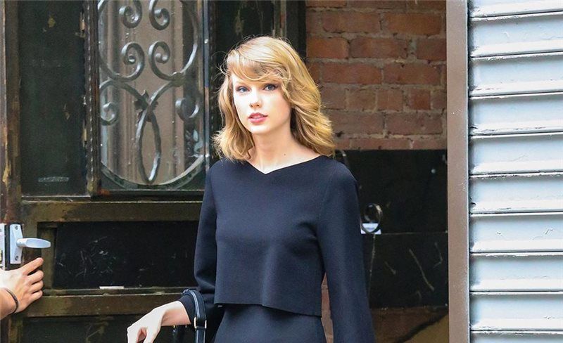 Taylor Swift, de Stella McCartney