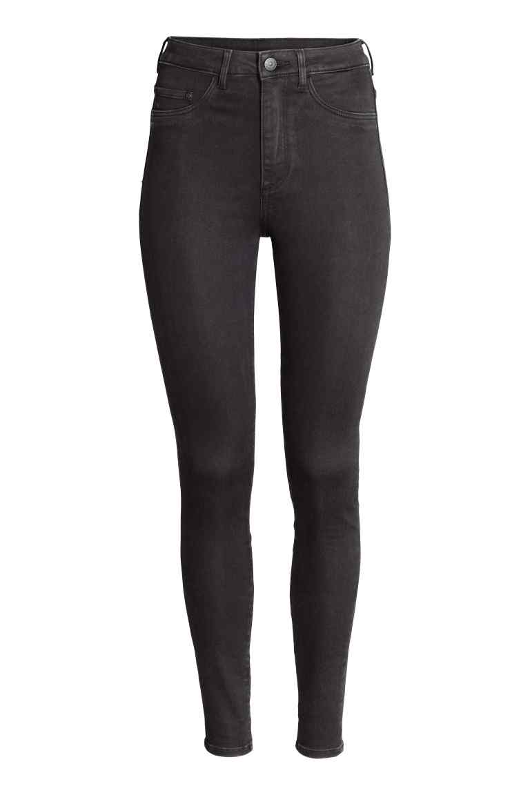 super skinny high jegging hym. Jeggins en forma