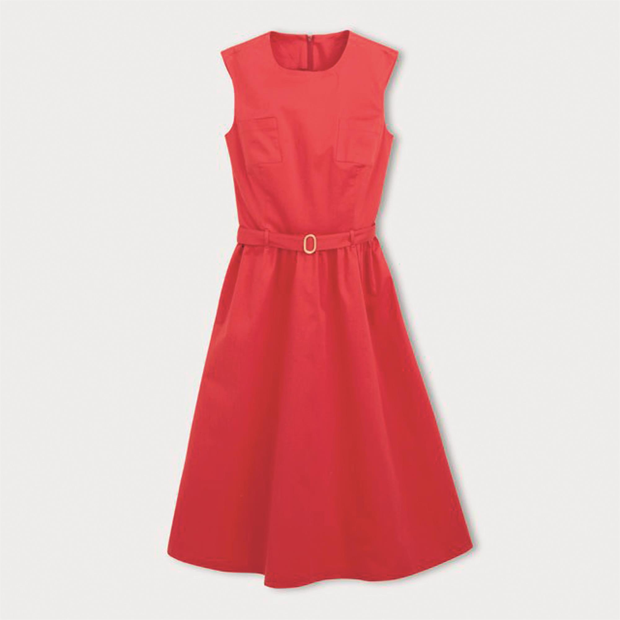 aa5198ee2e Elegante y sexy con un vestido rojo - InStyle