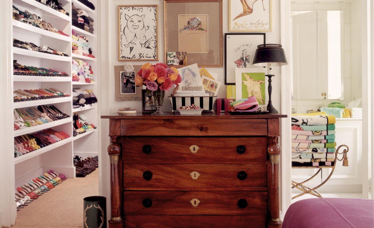 10 claves para organizar tu armario instyle - Organizar armarios ropa ...