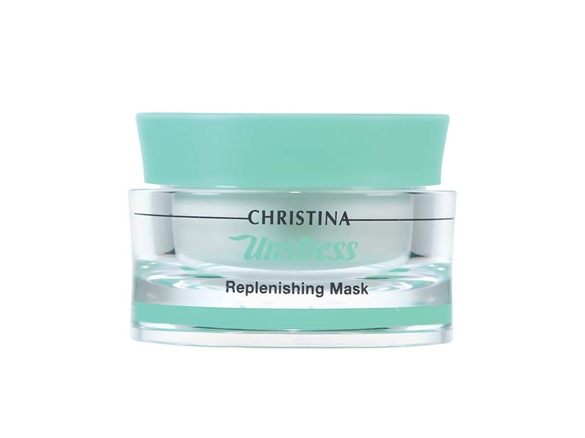 Avivando la piel. 'Replenishing Mask Unstress'