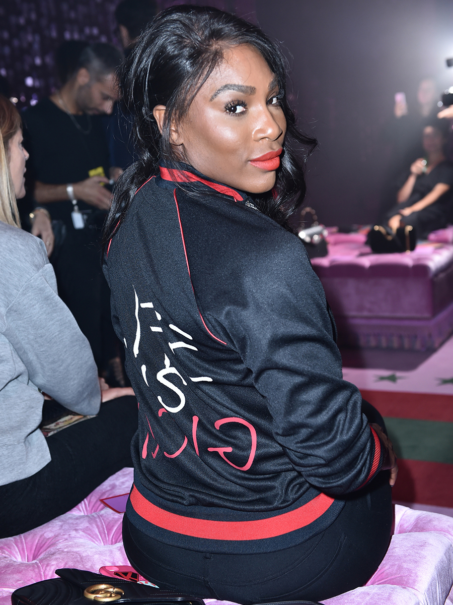 GUCCI: Serena Williams