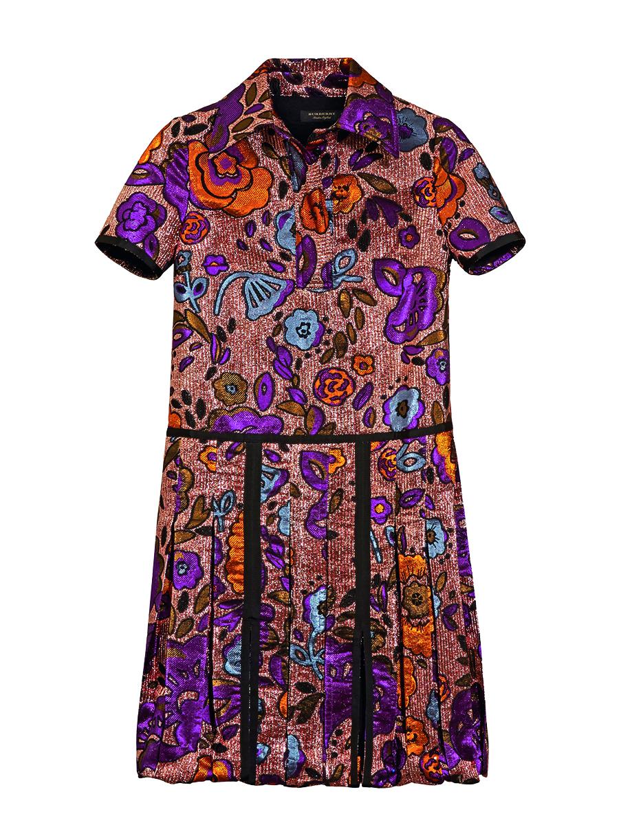 02b727be12 vestido burberry. Un camisero con estilo