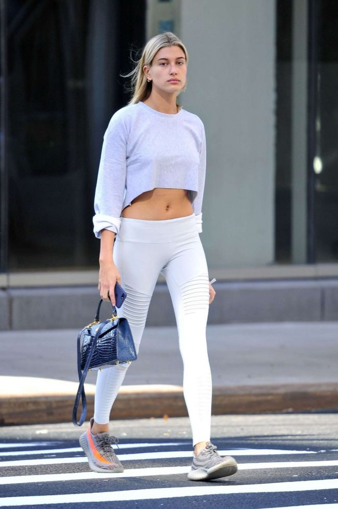 Top 6. Hailey Baldwin