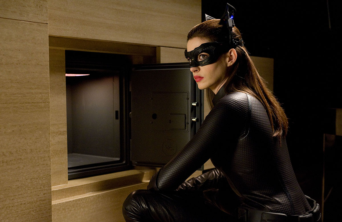 1. CatWoman inspiration. Catwoman