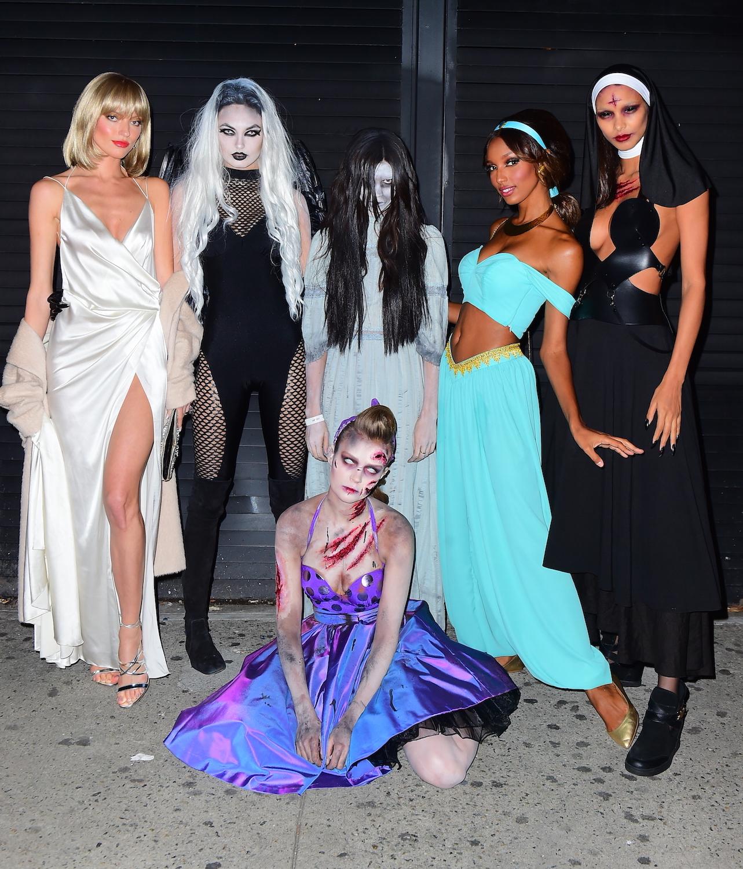 Los mejores disfraces de Halloween 2016 de las \'celebrities\' - InStyle
