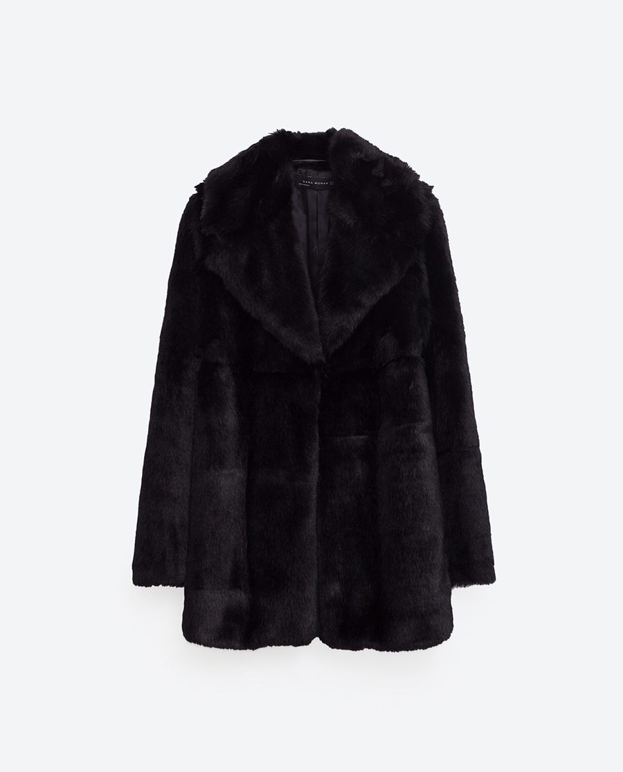 bd2cc421ab04e 15 abrigos negros para decir adiós el frío esta temporada - InStyle