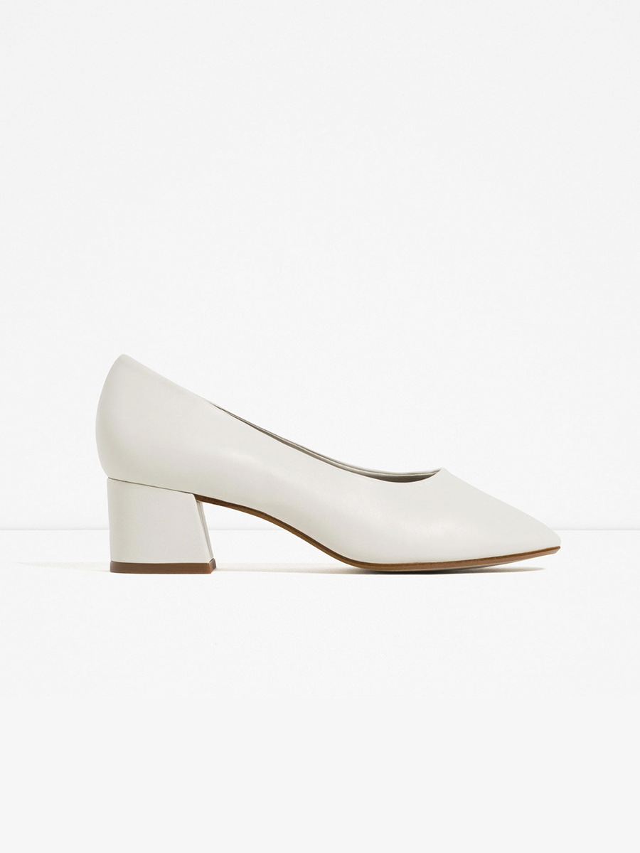 Zara2. Granny shoes