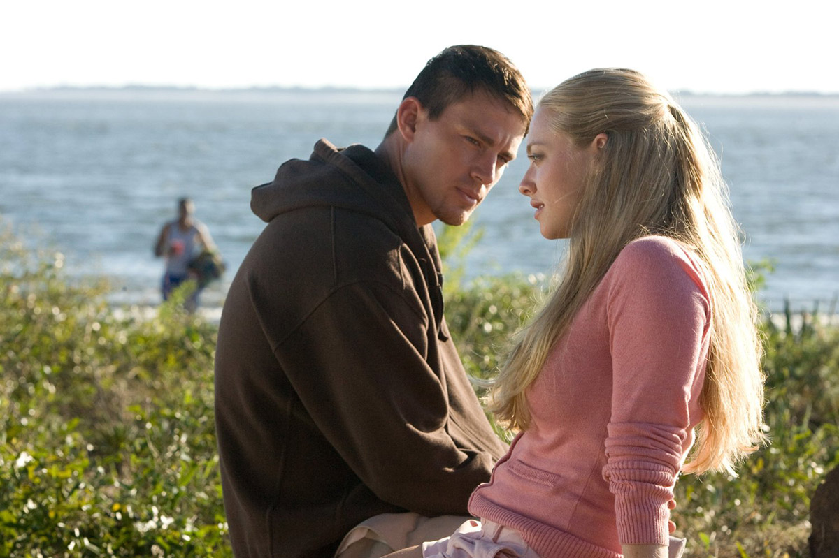 Amanda Seyfried y Channing Tatum