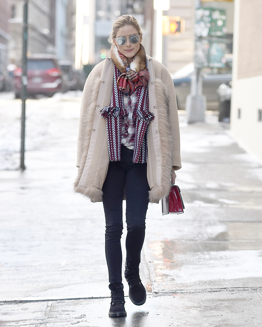 Top1: Olivia Palermo