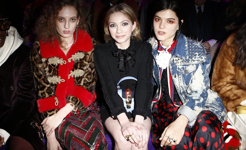 El 'front row' de Milan Fashion Week