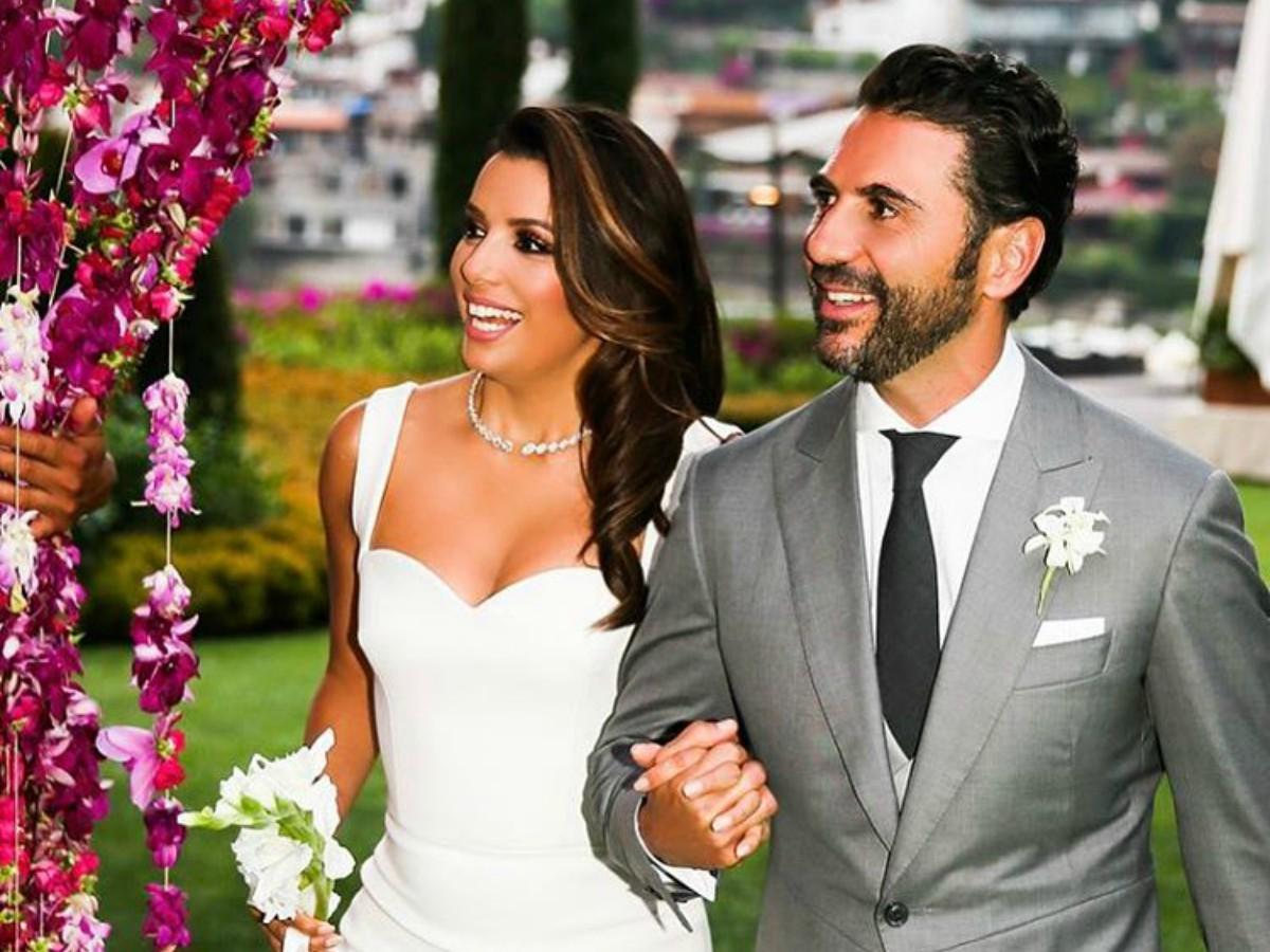 Ева лонгория выходит замуж фото