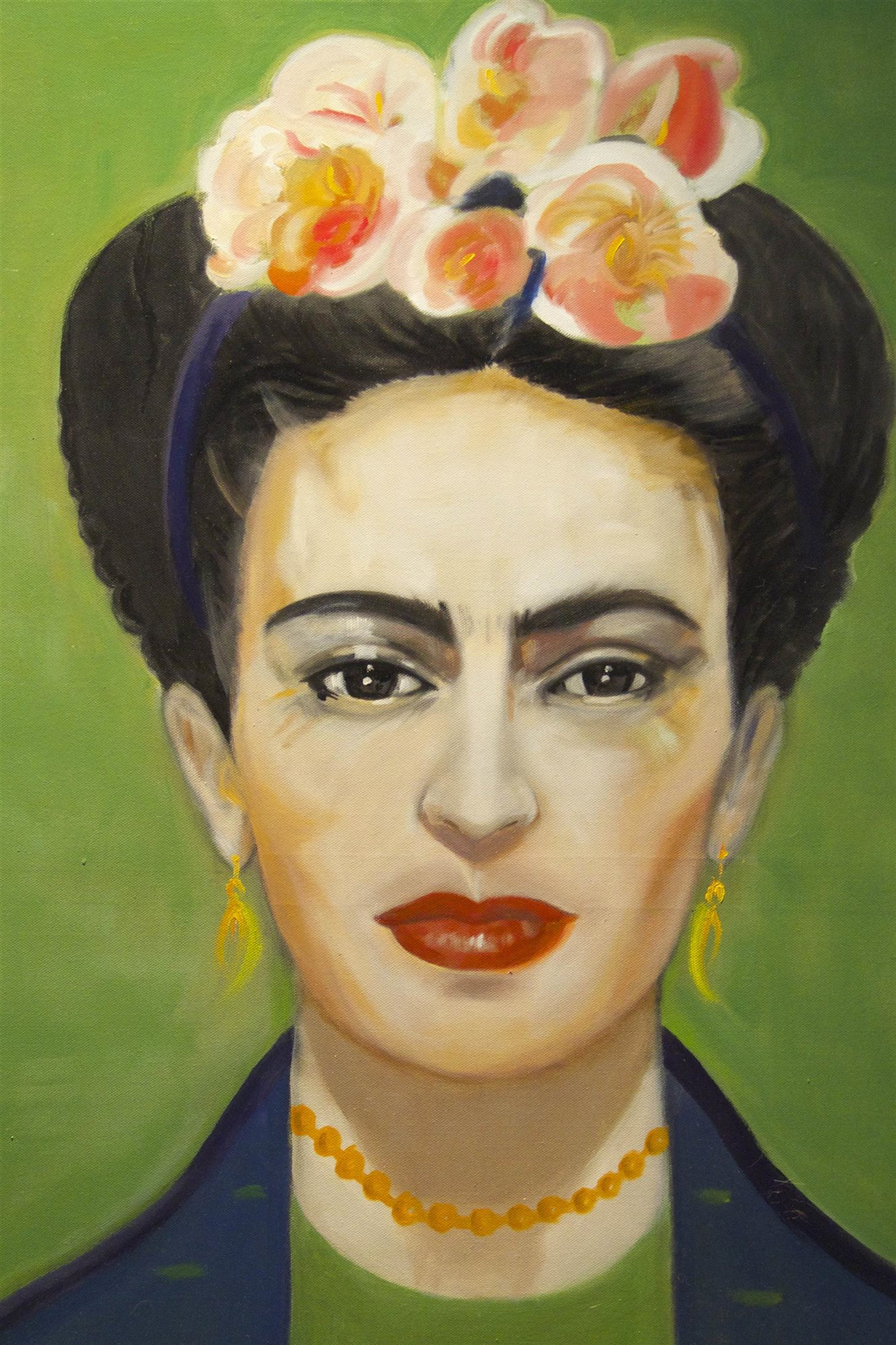 Frida Kahlo. My Ladies