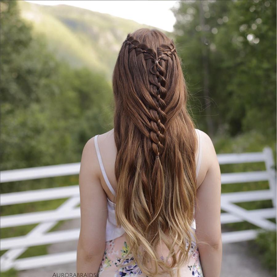 15 Trenzas Perfectas Vistas En Instagram Instyle
