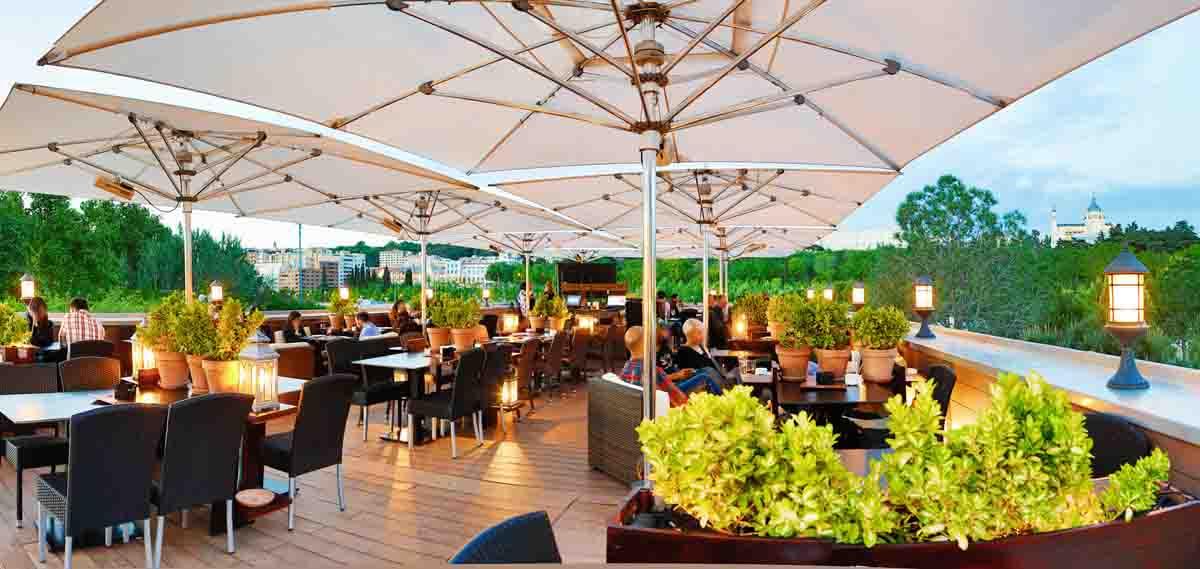 Las mejores terrazas y azoteas de madrid disfruta del - Terrazas en azoteas ...